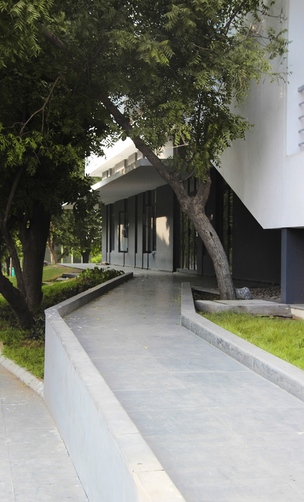 Department of Life Sciences, B S Abdul Rahman University, Chennai - Architecture RED 6