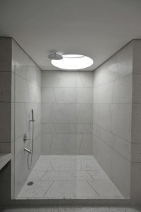 Akshat Bhatt - Architecture DisciplineB23 G- Sklights heighten the experience of monolithic bathrooms