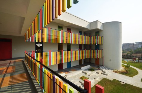 Modern Public School - AUM Architects
