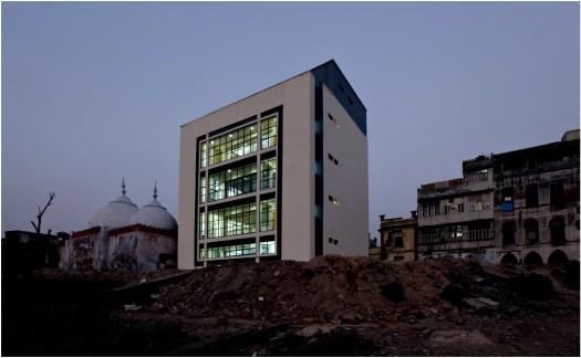Polyclinic For the Destitute - Romi Khosla Design Associates