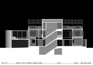 Drawings -The Trapezium House - Girish Dariyav Karnavat-7