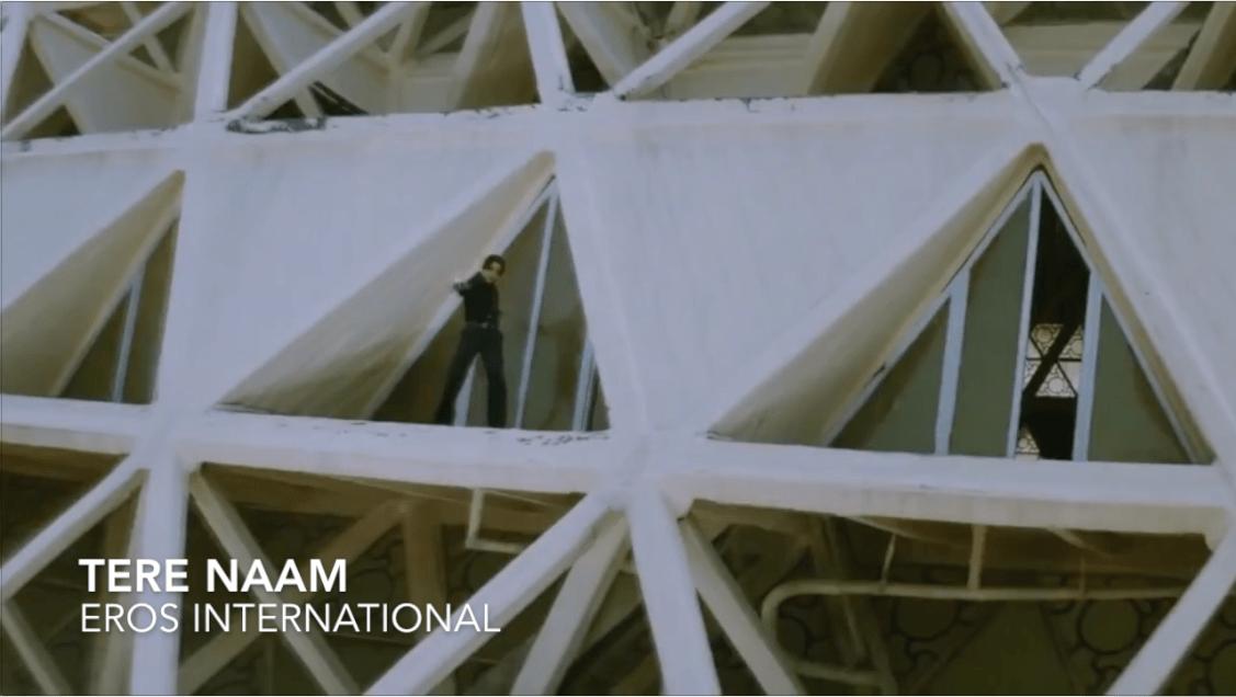 Salman Khan - Tere Naam - Hall of Nations