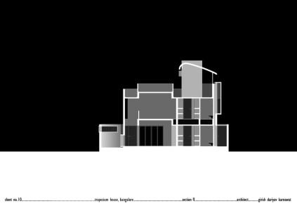 The Trapezium House - Girish Dariyav Karnavat-10