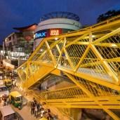 Forum Mall Foot Over Bridge-Bangalore - Maya Praxis