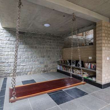 Hamsa Prasanna House at Bangalore by Biome Environmental Solutions