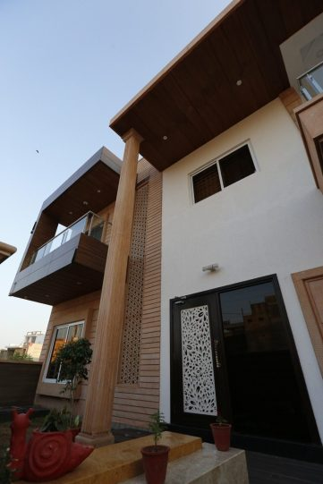 Modern Residence at Jodhpur - Ravi and Nupur Architects