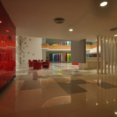 International Management Institute, Kolkata, Abin Design Studio