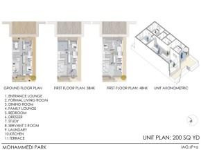 Mohamaddi Park Housing Competition -Sameep Padora
