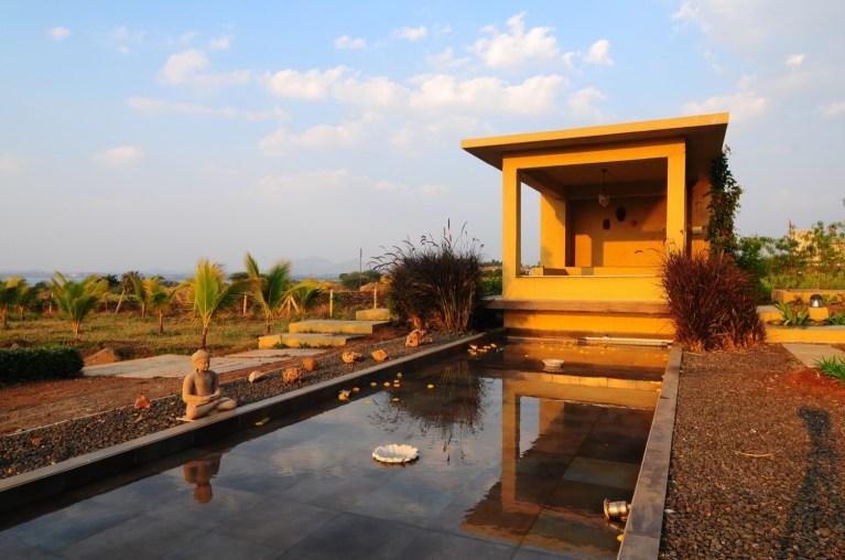 Ranadive Farm House -Dhananjay Shinde Design Studio-Nashik
