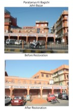 The Walled City of Jaipur - Shikha Jain - Dronah