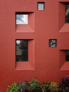 Stacked Student Housing - Thirdspace Architecture Studio