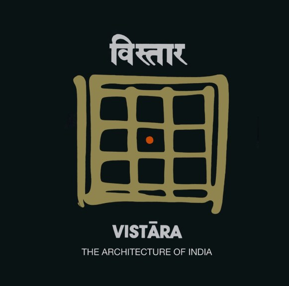 Vistára - The Architecture of India - Charles Correa