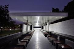 Castro Cafe at Jamia Milia Islamia University - Romi Khosla Design Studios