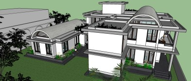 image025-Bathal Residence-Ranjeet Mukherjee- The Vrindavan Project