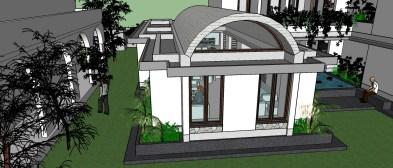 image026-Bathal Residence-Ranjeet Mukherjee- The Vrindavan Project