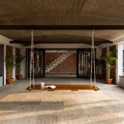 Farmhouse for Vishwanath at Mysore by Design Front architects