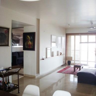 House at Prabhadevi at Mumbai by Sachin Agshikar Architects