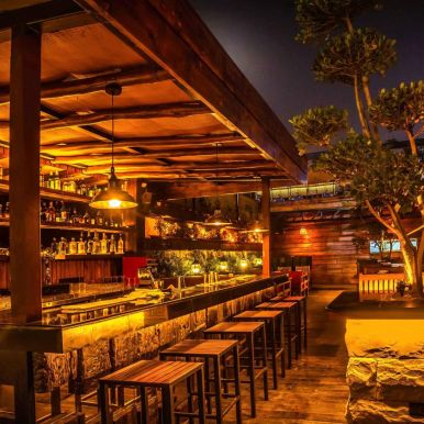 Philtre- The Bistro at Gurgaon by Creative Designer Architects