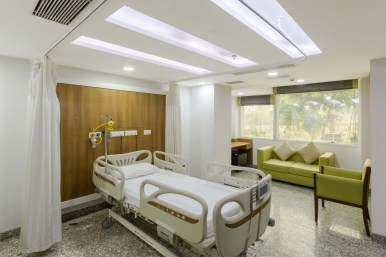 Yashoda Super Specialty Hospital at Kaushambi, Uttar Pradesh by Creative Designer Architects