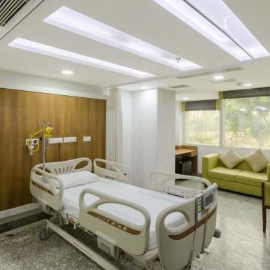 Yashoda Super Specialty Hospital at Kaushambi, Uttar Pradesh by Creative Designer Architects