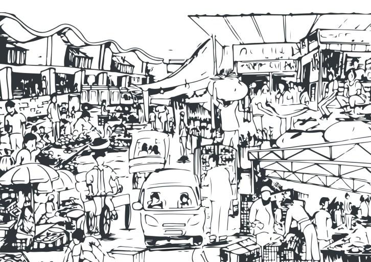 Redevelopment of Ghazipur Mandi, Delhi - Ishita Chandra