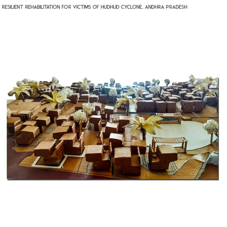B.Arch Thesis: RESILIENT REHABILITATION FOR VICTIMS OF HUDHUD CYCLONE, ANDHRA PRADESH, by Sanand Telang 53