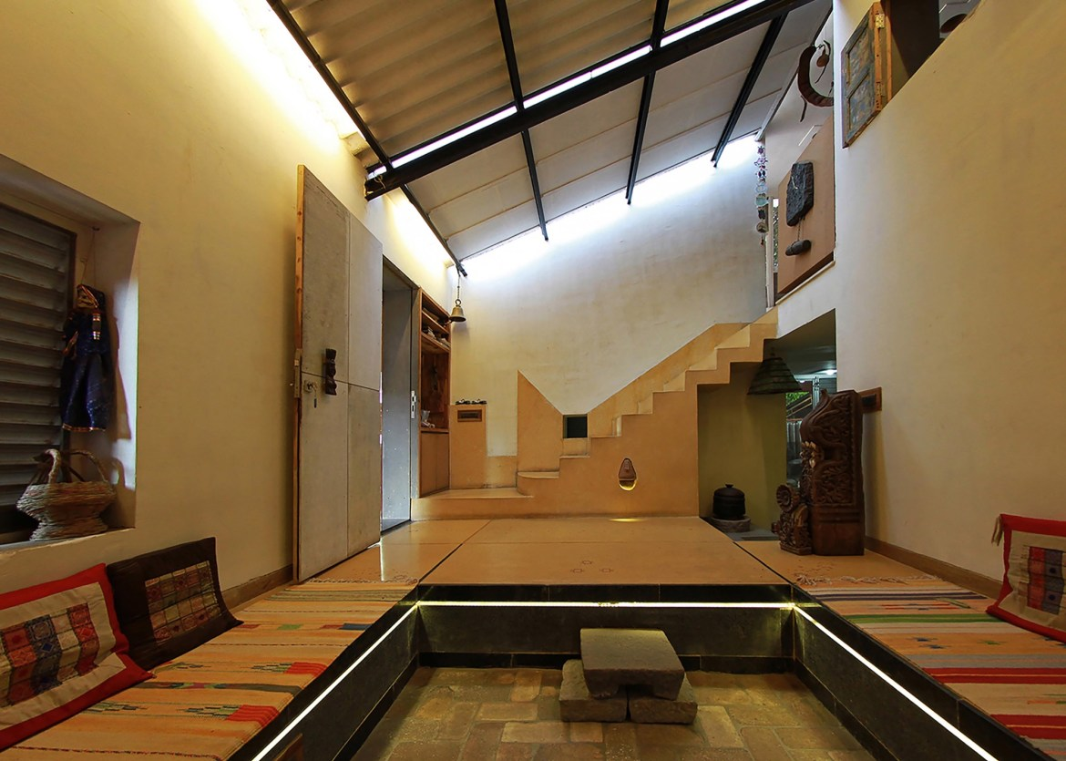 Iskilar, Residence at Pune, by Studio Anhad 7