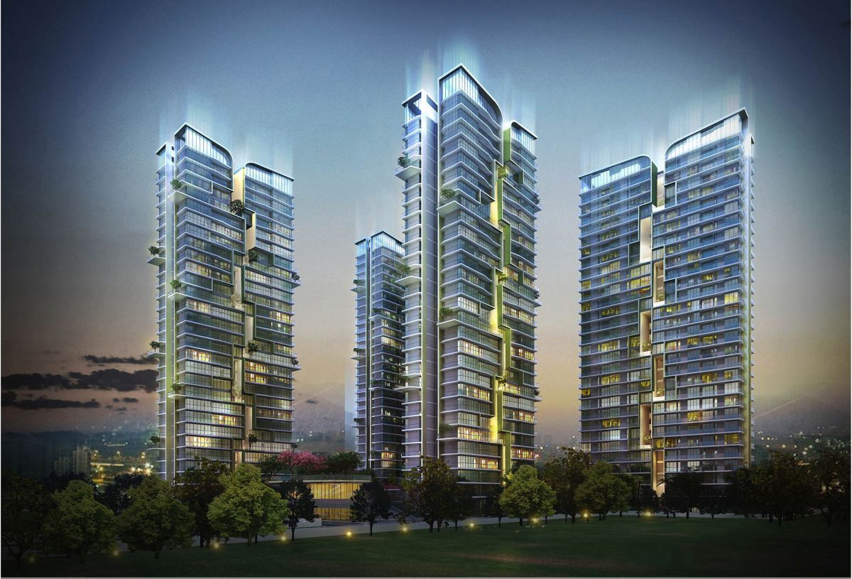 Reinventing Modern Living - Tata Housing 'Serein' at Thane, by Edifice Consultants 138