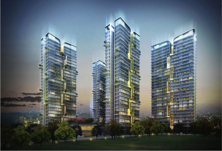 Reinventing Modern Living - Tata Housing 'Serein' at Thane, by Edifice Consultants 3