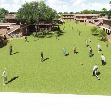 14B.Arch Thesis - Street Children Rehabilitation Centre - Md Shahbuddin