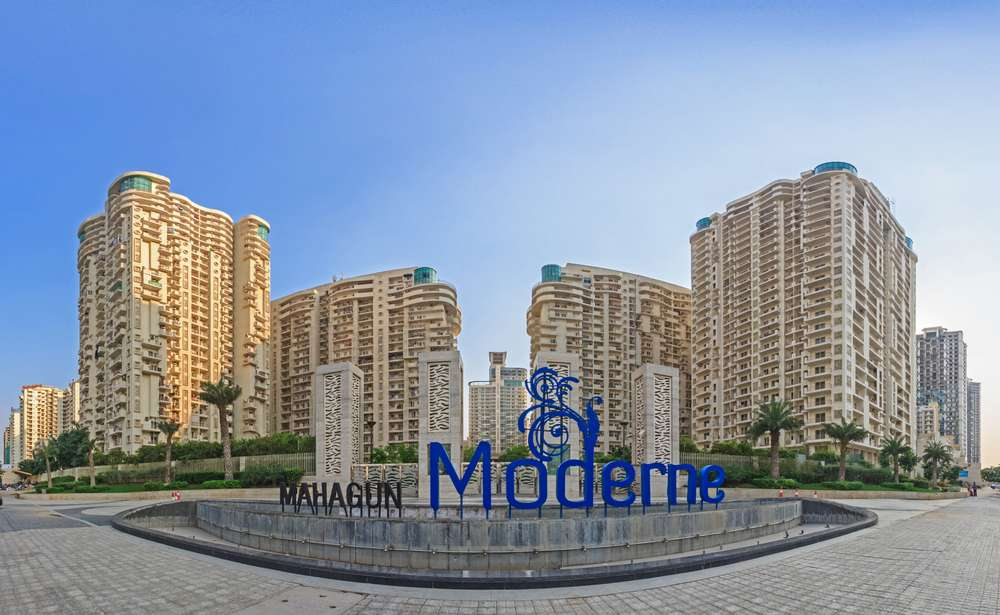 Mahagun Moderne - GPM Architects and Planners