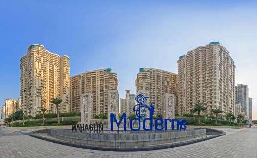 Mahagun Moderne at NOIDA, by GPMA 124