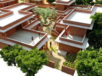 17B.Arch Thesis - Street Children Rehabilitation Centre - Md Shahbuddin