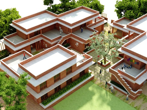 18B.Arch Thesis - Street Children Rehabilitation Centre - Md Shahbuddin