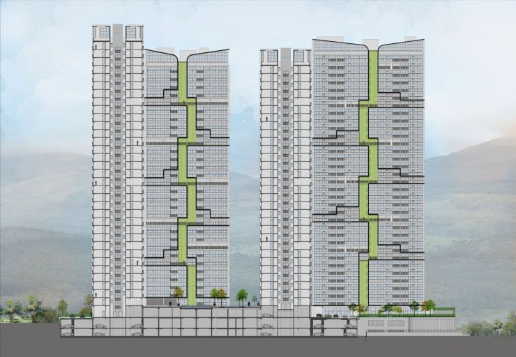 Reinventing Modern Living - Tata Housing 'Serein' at Thane, by Edifice Consultants 7