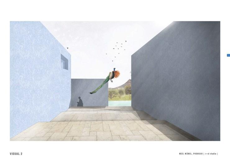 Neel Manel Pushkar, Rajasthan, by R+D Studio 1