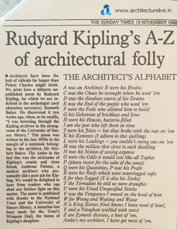 ArchitectureLive-Rudyard Kipling's Architectural Folly