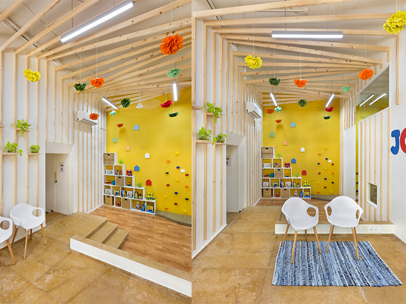 A joyful and fun pre-school in the suburbs of Mumbai, by SDM Architects 5