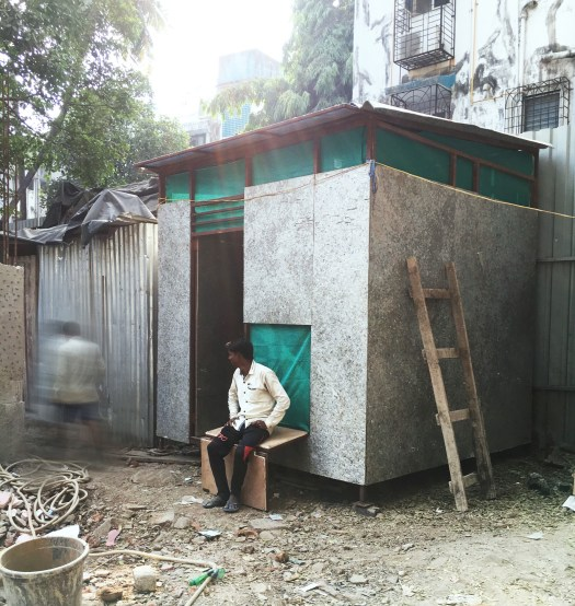 Urban Nomads- Housing for on-site migrant construction workers at Thane by Aniket Risbud 87
