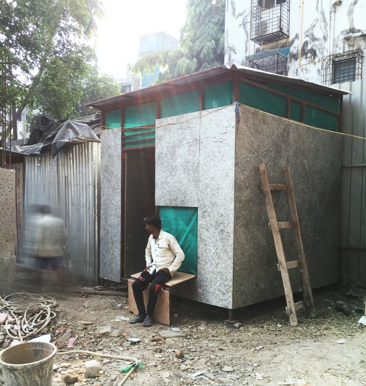 Urban Nomads- Housing for on-site migrant construction workers at Thane by Aniket Risbud 12
