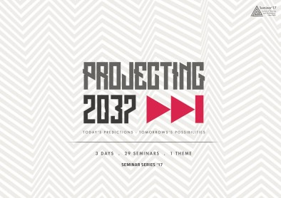 projecting 2037 - School of Planning and Architecture, New Delhi