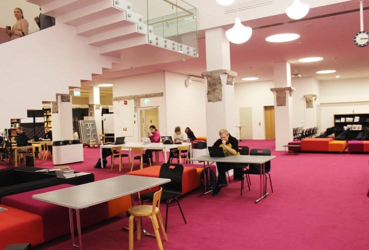 Harald Herlin Learning Centre - Apurva Bose Dutta