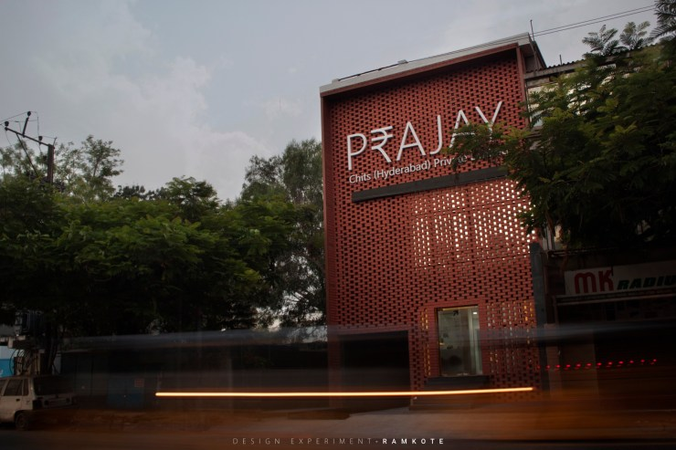 Renovation for Prajay Chit Fund Office, at Hyderabad, by Design Experiment 6