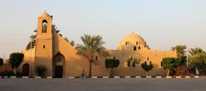 Hasan fathy's Mosque at Gourna Village