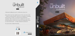 Unbuilt: Indian Architecture, Book Cover