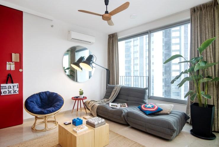 Limehouse Design Studio - Interior Design for an apartment