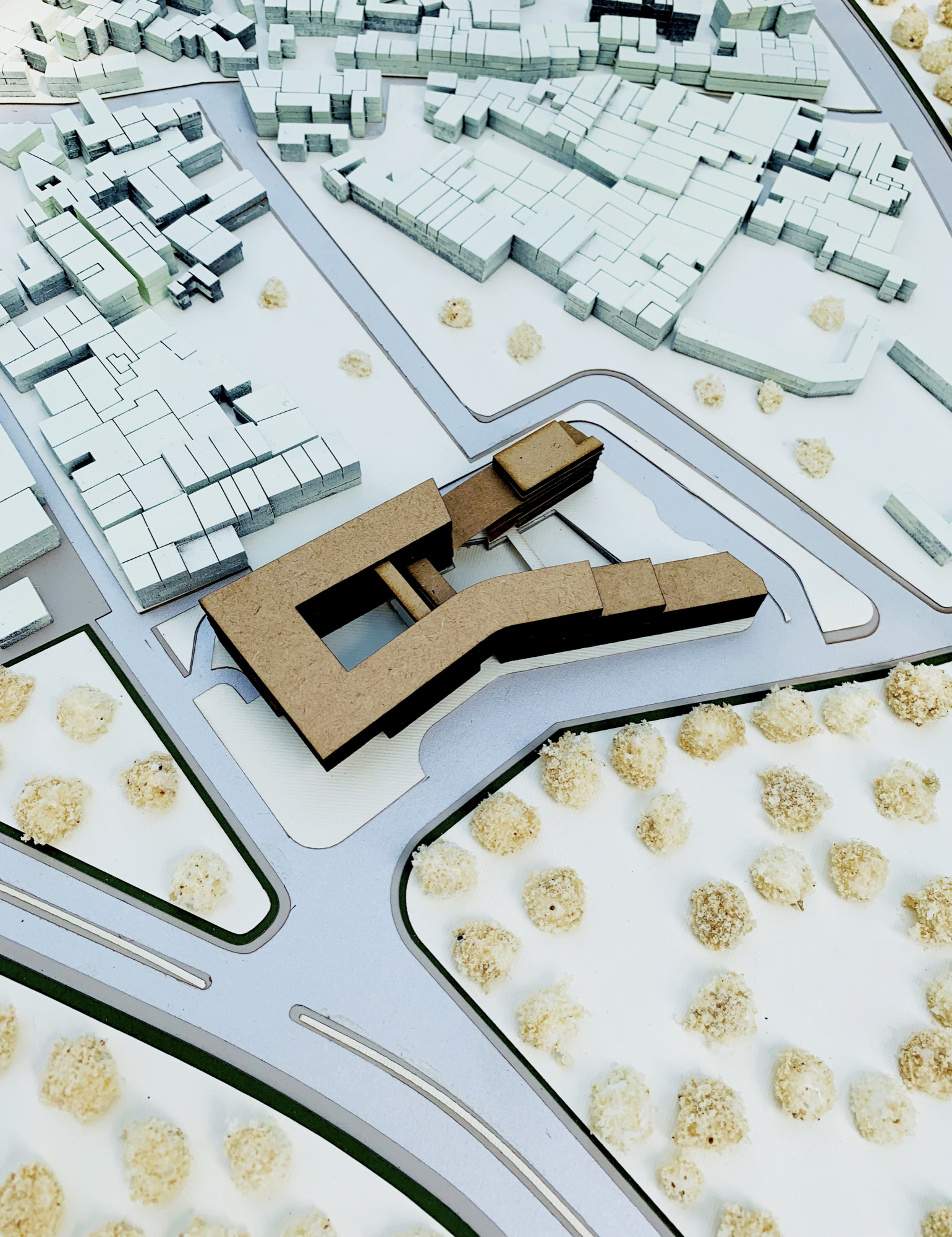 B.Arch Thesis: National Museum of Architecture, New Delhi, by Niranjan Kaur 1