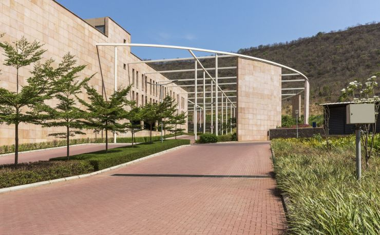 Hexaware Campus by RSP Design Consultants