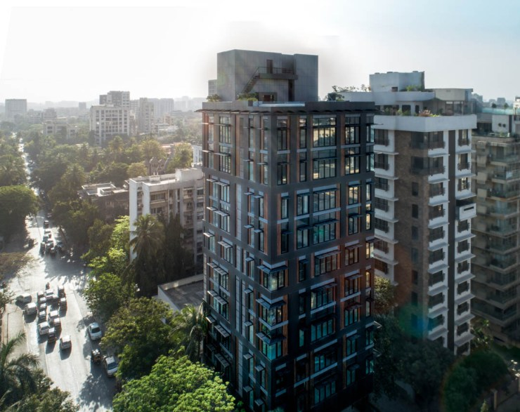 Raheja 76 Avenue by SHROFFLEoN Architecture and Design Studio