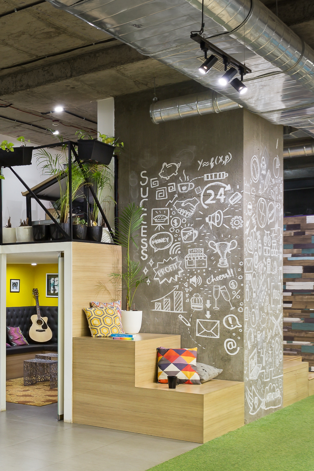 Happy Office, India Bulls, at Lower Parel, Mumbai, by Studio Osmosis 14